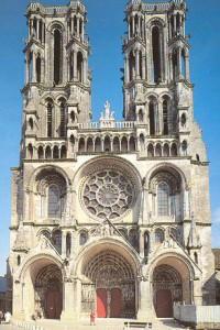 Catedrale de la Laon, France