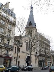 Eglise Saint-Antoine-des-Quinze-Vingts, Paris