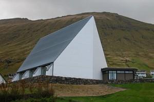 Fuglafjordur church, Faroe Icelands