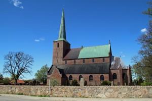 Genarp kyrka, Skåne