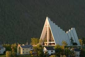 Ishavskatedralen, Tromsø, Norway