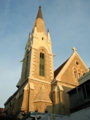 Lutheran Immanuel Church, Tel Aviv, Israel
