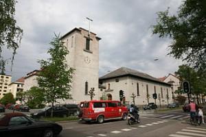Majorstuen Kirke_Oslo