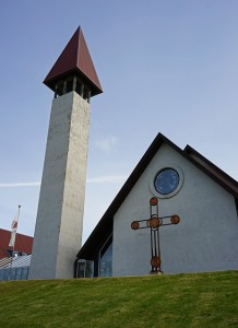 Reykholt kirke, Iceland