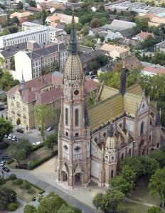 Szent Laszlo templomba, Budapest
